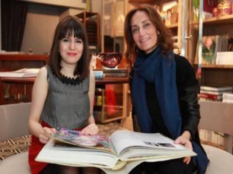 Yelda Süren Elmas: Eve, ofise özel kütüphaneler tasarlıyoruz!