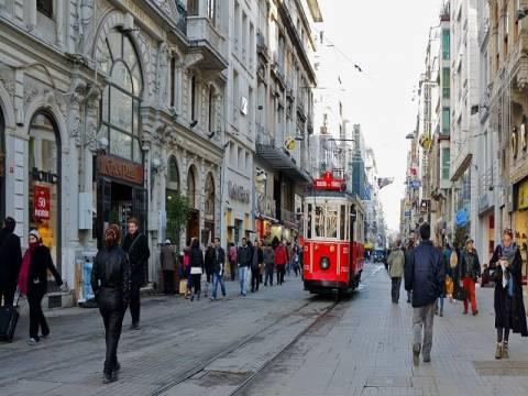 Dünyanın en pahalı 16'ncı caddesi 'İstiklal'!