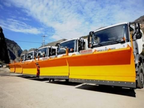 Kocaeli Büyükşehir Belediyesi, kamyon ve iş makinesi kiralama ihalesi!
