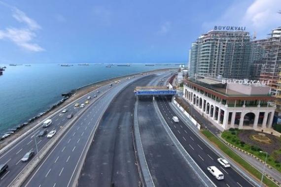 Büyükyalı projesi deniz ve sahil yoluyla entegre olacak!
