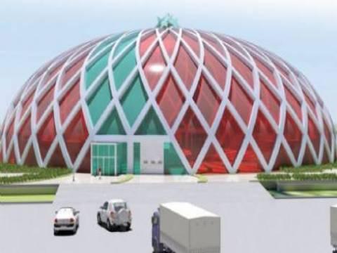 Türk Dünyası Bilim, Kültür ve Sanat Merkezi'nin temeli törenle atıldı!