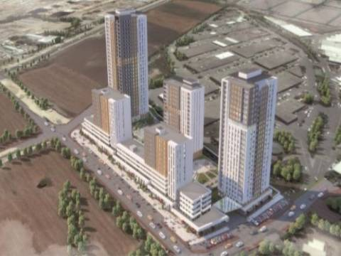 İşte Sur Yapı Bahçekent projesinin detayları!