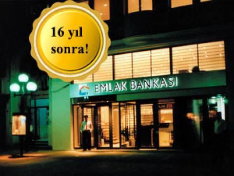 Emlak Bankası yeniden aktif hale geliyor!