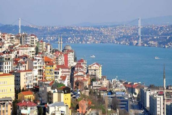 İstanbul'da 800 lira taksitle ev!
