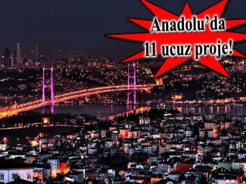 Ucuz daire İstanbul Anadolu Yakası!