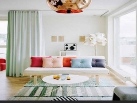 Evinizi geniş gösterecek dekorasyon ipuçları!