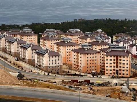 Van'a deprem sonrası 23 bin konut inşa edildi!
