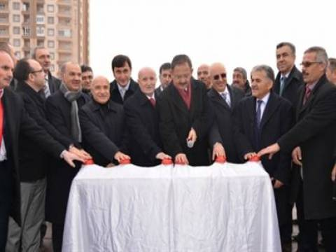 Kayseri Çok Amaçlı Spor Tesisi'nin inşaat çalışmaları başladı!