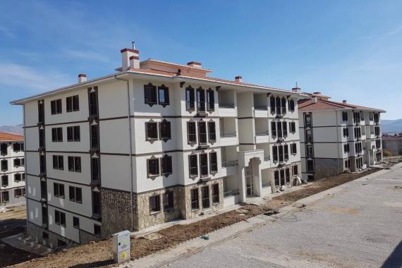 Kırşehir Kaman TOKİ projesinde 207 hak sahibi belirlendi!