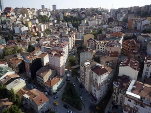 Kağıthane Çeliktepe'de satılık arsa! 10 milyon TL'ye!