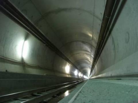 Gotthard Tüneli'ni Rönesans Holding inşa ediyor!