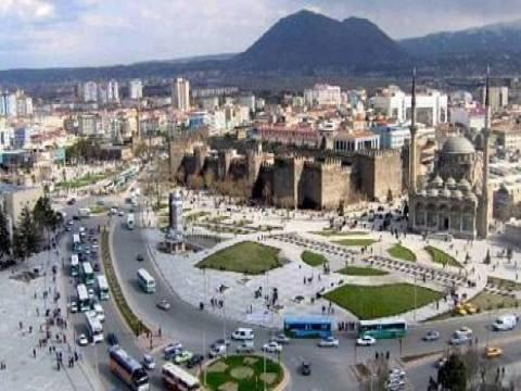 Kayseri Melikgazi'de inşaat ihalesi! 8.9 milyon TL!