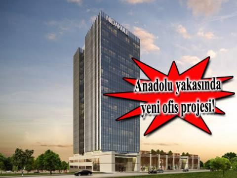 Nidakule Ataşehir projesinde 909 bin TL'ye ofis! Ön satışlar başladı!