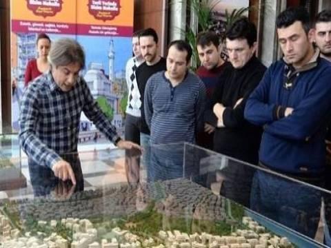 Ahmet Misbah Demircan Tarlabaşı'ndaki dönüşümü anlattı!