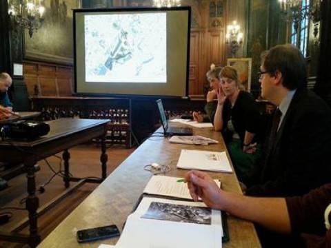 Eskişehir kentsel dönüşüm projeleri Brüksel'e örnek oldu!