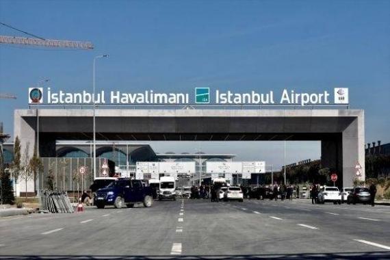 İstanbul Yeni Havalimanı'nın adı İstanbul Airport mu olacak?