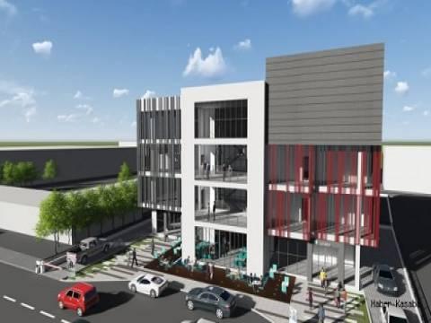 Salihli'ye modern hizmet binası geliyor!