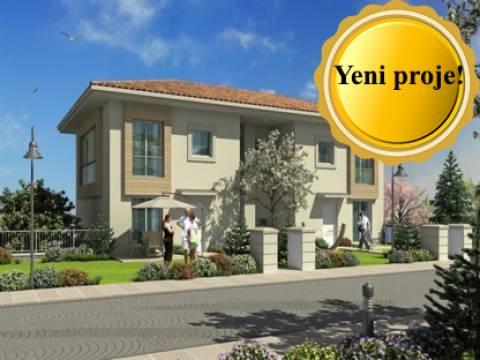 Asmalı Bahçe Şehir projesi ön satışta!