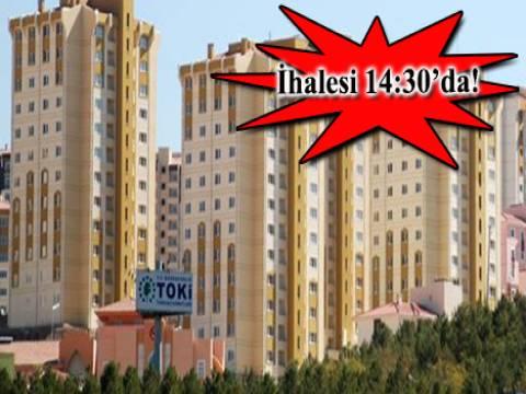 TOKİ Ankara Mamak 454 konut ihalesi bugün yapılacak!