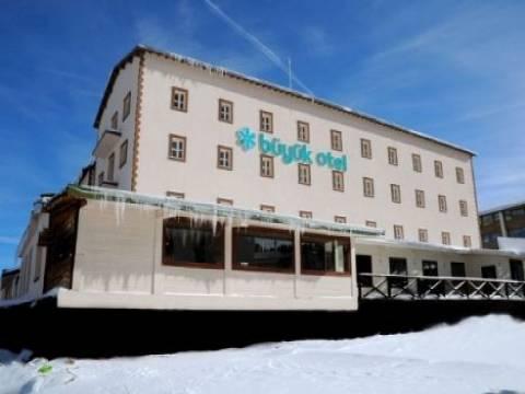 Uludağ'daki Büyük Otel yıkılacak!