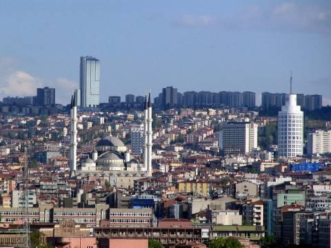 Ankara gayrimenkul yatırımlarına hız kesmeden devam ediyor!
