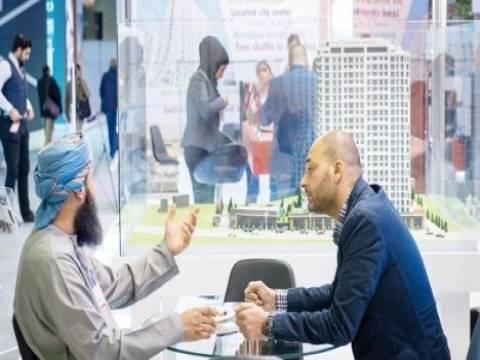 Körfezli yatırımcılar CNR Emlak Fuarı'na yoğun ilgi gösterdi!