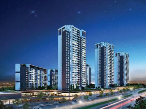 Bahçeşehir Göl Panorama ev fiyatları!