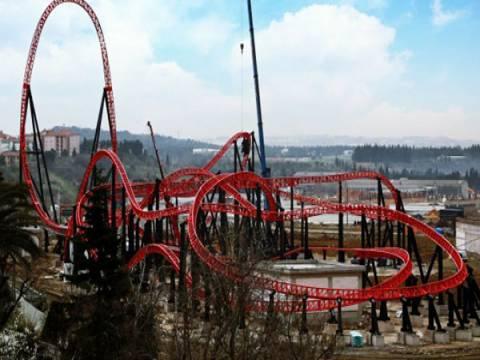 Tuzla ViaSea tema parkı açıldı!