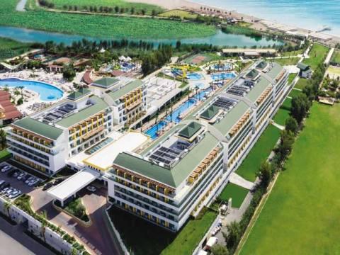 Port Nature Hotel, Yeşillenen Oteller Sertifikası aldı!