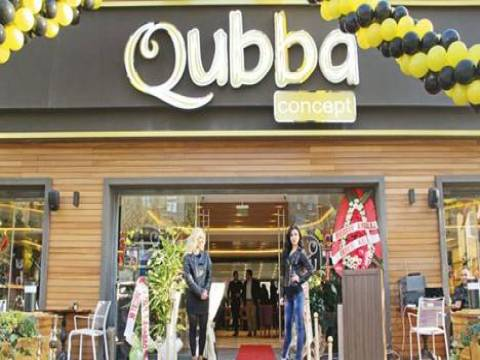 Kiler Holding 'Qubba' yı büyütüyor!