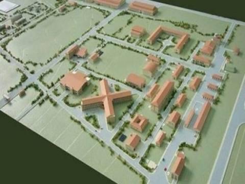 Isparta Kara Havacılık Okulu'nun inşaatı durduruldu!