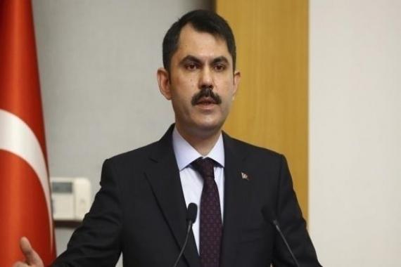 Murat Kurum: Kentsel dönüşümde ısrarlıyız!