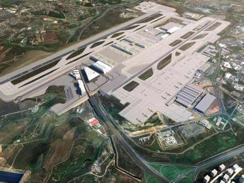 Sabiha Gökçen Havalimanı'nın 2. pistinin açılışı 2019'da!