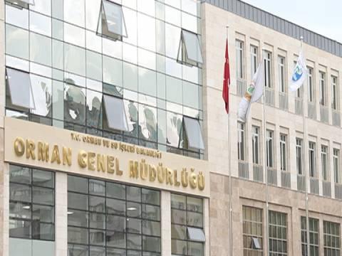 Ankara Orman Müdürlüğü inşaat ihalesi yine ertelendi!