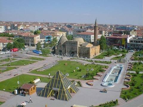 Kırşehir'de icradan satılık fabrika! 15.1 milyon TL'ye!