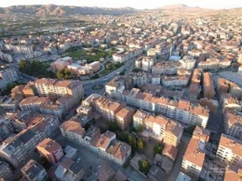 Elazığ'da 40,5 milyon TL'ye 11 arsa satılıyor!