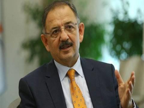 Mehmet Özhaseki: Şehirlerin kimliği yok!