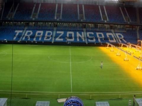 Trabzonspor'un Şenol Güneş Stadı maç başı kiraya verilecek!