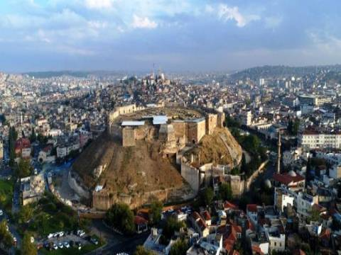 Gaziantep'te satılık 10 arsa! 153.4 milyon TL'ye!