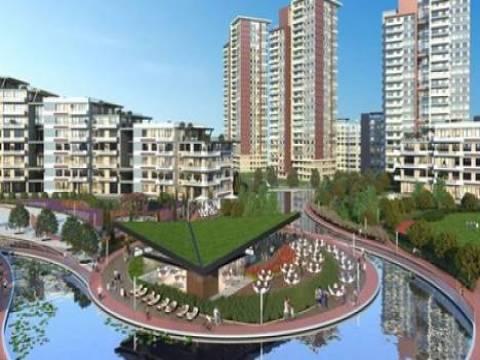 Bulvar İstanbul projesinin örnek daireleri hazır!