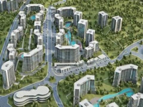 Evora İstanbul 44 blokta 50 binden fazla kişiye ev sahipliği yapacak!
