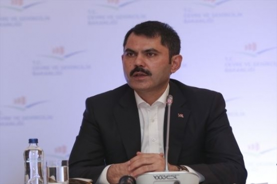 Murat Kurum'dan imar barışı açıklaması!