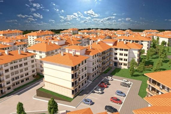 TOKİ Gaziantep Şehitkamil Kuzeyşehir 2. Etap başvuruları!