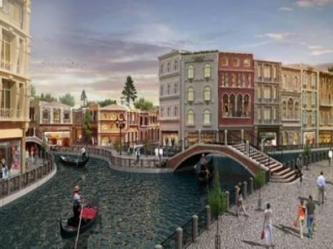 Gaziosmanpaşa Viaport Venezia metro durağı inşaatı başladı!