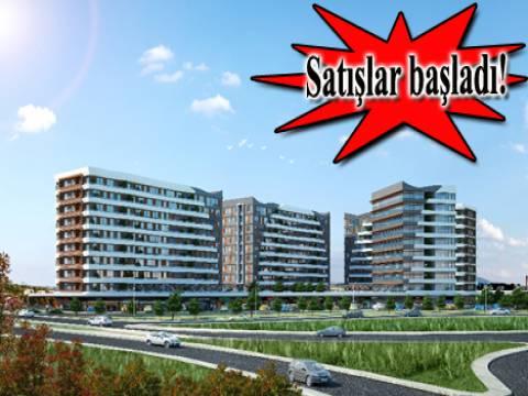 Ayport Residence projesi Aydınoğlu İnşaat tarafından Kurtköy'de inşa ediliyor!