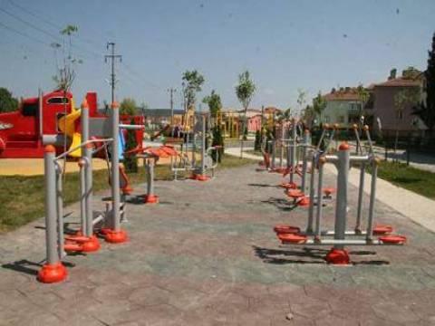 Adapazarı'nda park ve yeşil alan sayısı artıyor!