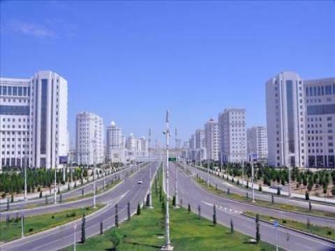 İnşaatçılar Türkmenistan'da yeni rekor kıracak!
