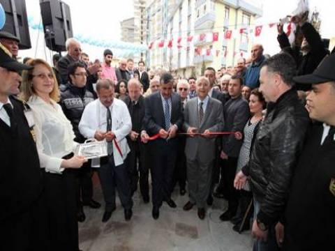 Ankara Şentepe'ye sağlık ocağı ve YENİMEK açıldı!