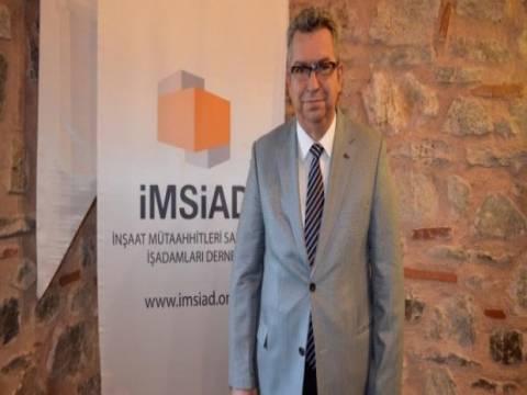 İMSİAD, Bursa'da inşaat şirketi kuracak!