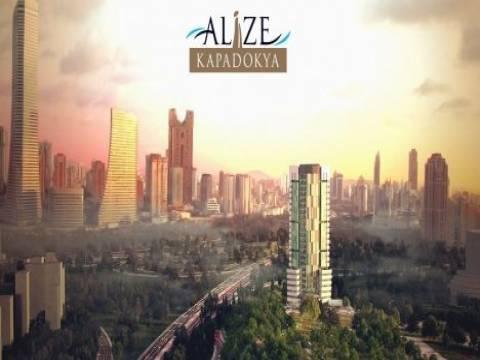 Alize Kapadokya'da metrekaresi 11 bin TL'den başlıyor! Yeni Proje!